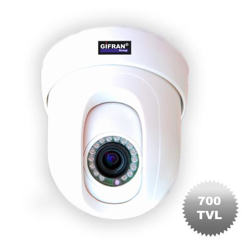 Telecamere Videosorveglianza Speed Dome - Pan Tilt 360°