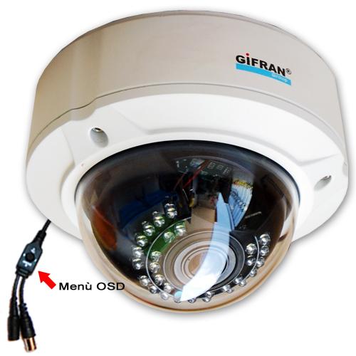 Telecamere videosorveglianza CCD Sony Effio-E 700 TVL