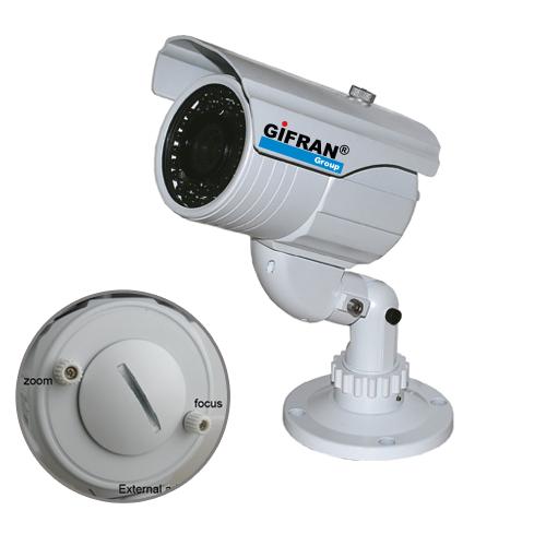 Telecamera Videosorveglianza Varifocale 4-9mm 420 TVL