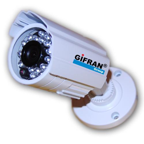 Telecamera Videosorveglianza Sharp 420 TVL 24 led iR giorno e notte