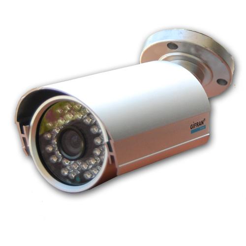 Telecamera Videosorveglianza Sharp, obbiettivo 3,6 mm, 420 TVL